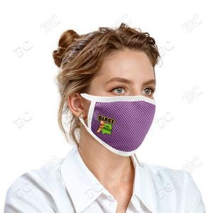 3ply Reusable Cooling Face Mask -US Stock