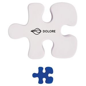 Puzzle Piece Shape Stress Reliever